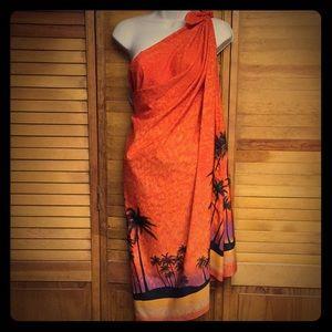 Roundy Bay sarong